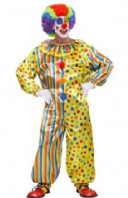 Unisex Clown Costume (9547)